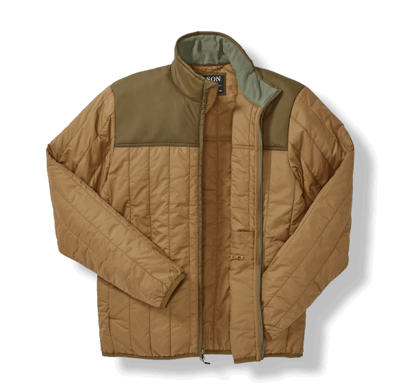 Filson Ultra Light Jacket - dark tan