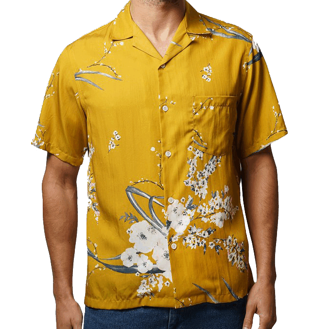 Portuguese Flannel Blooming Shirt