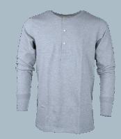 Merz beim Schwanen Shirt 206 Grey Melange