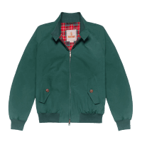 Baracuta G9 Jacket - racing green