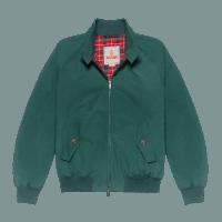 Baracuta G9 Jacket - racing green
