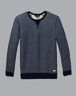 LEE 101 Crew Sweater, blue depths