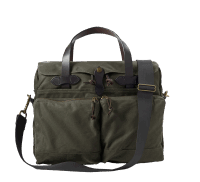Filson 72 Hours Tin Briefcase - otter green