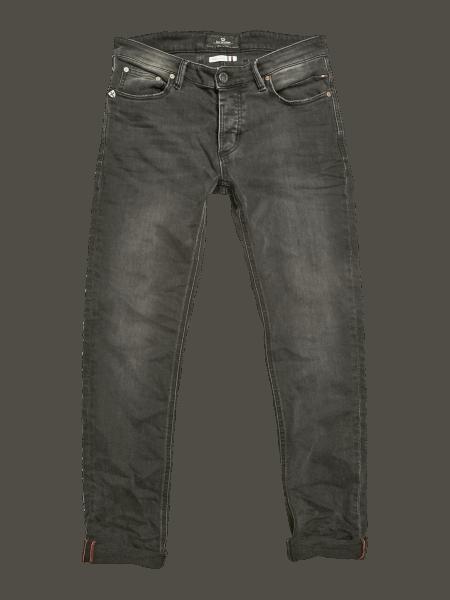 BLUE DE GENES Vinci Selva Jeans - Grey