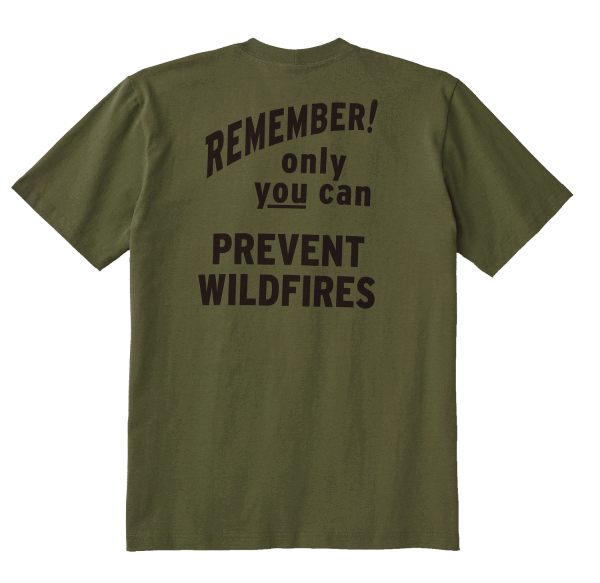 Filson Smokey Bear Short Sleeve One Pocket T-shirt