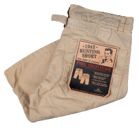Pike Brothers 1942 Hunting Short Khaki