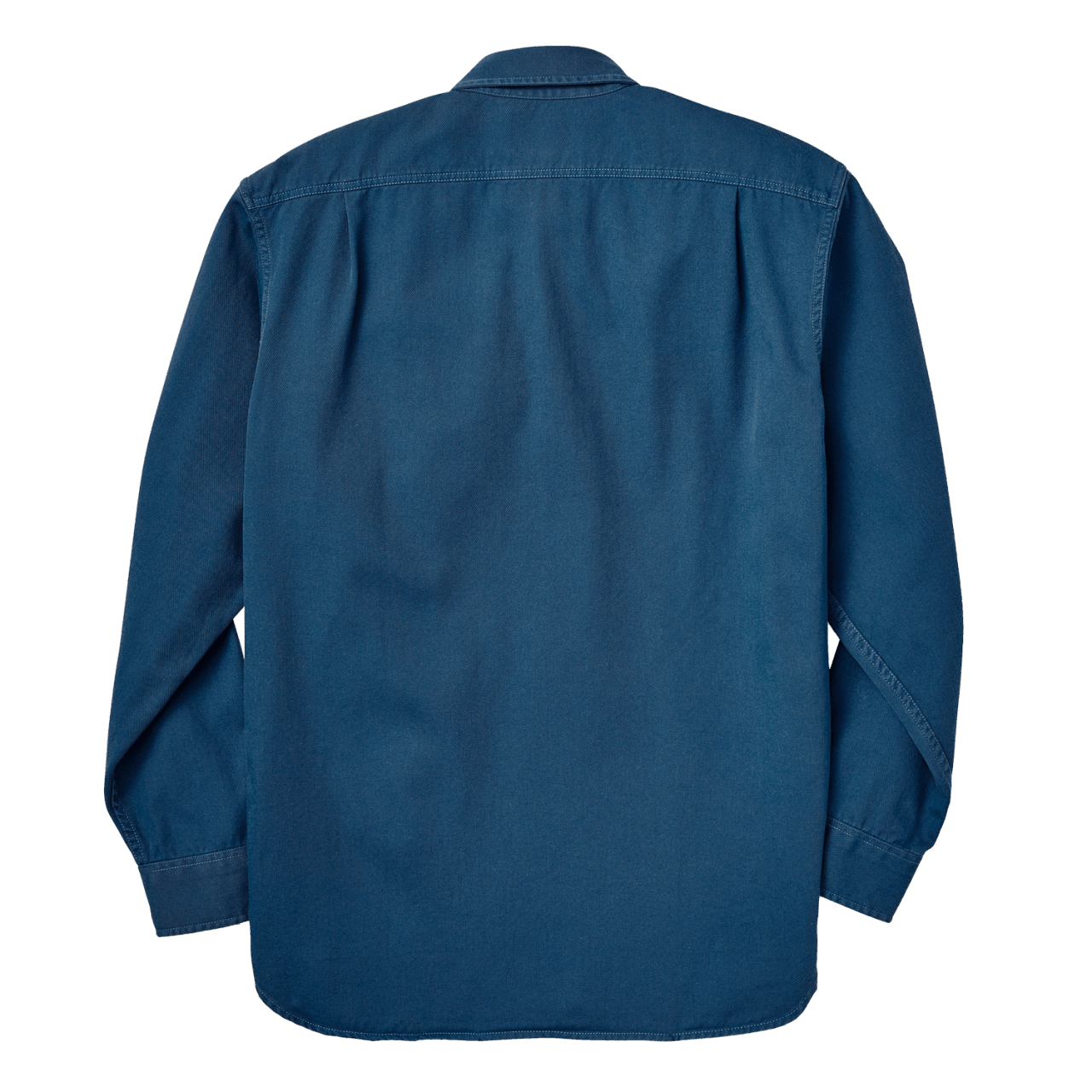 Filson Chino Twill Shirt - Grouse-blue