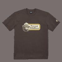 Filson Smokey Bear Graphic T-shirt - brown
