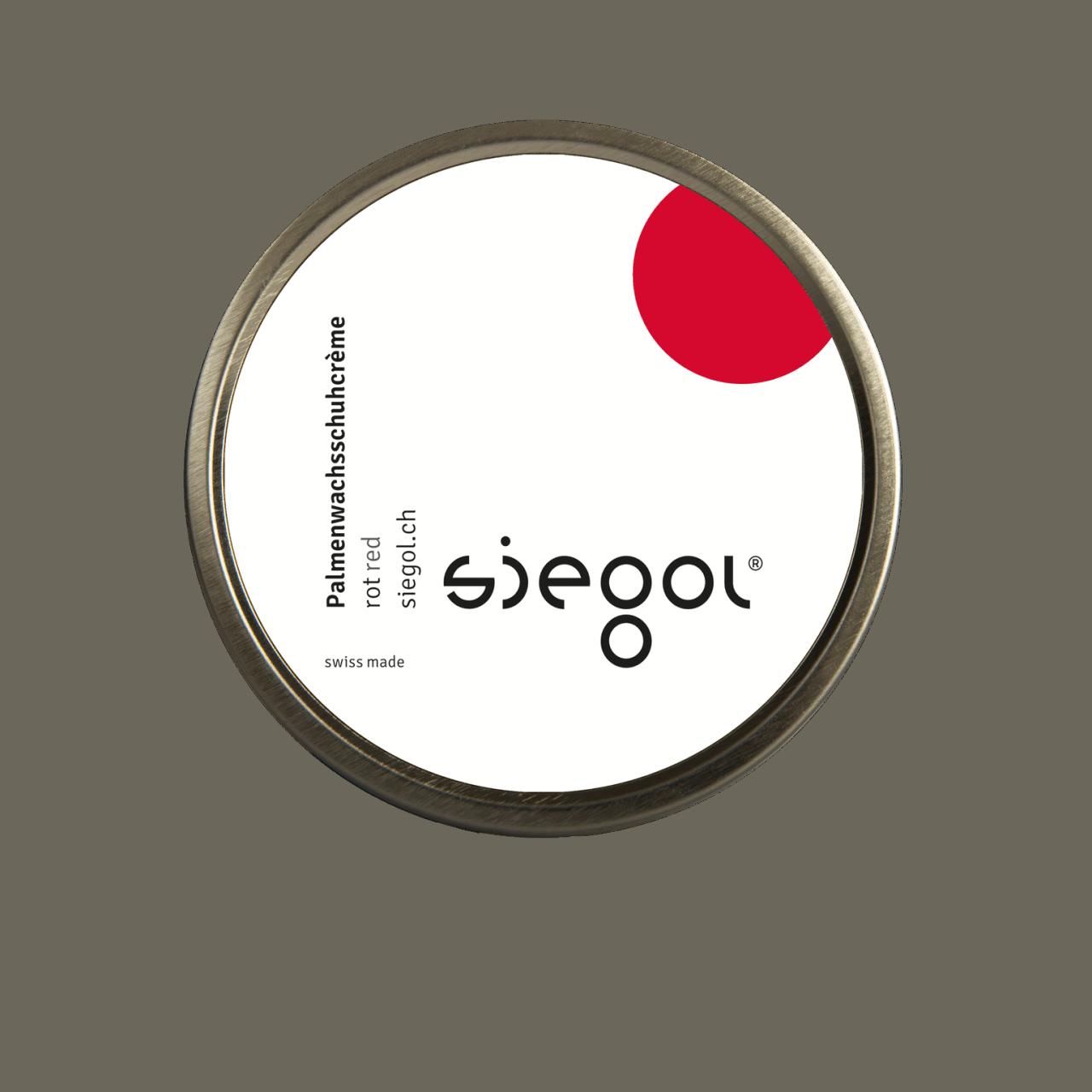 Siegol Palmenwax 100ml - red