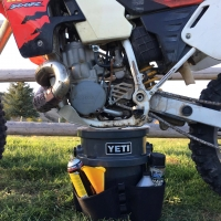 YETI Heavy Duty Eimer 20L- charcoal