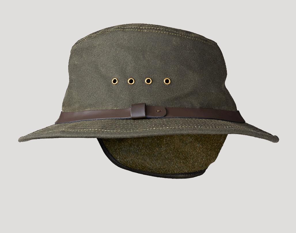 Filson Insulatet Packer Hat - Otter green