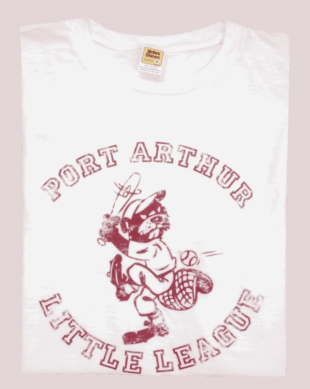 Velva Sheen Port Arthur Tee White