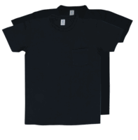 Velva Sheen 2Pac Pocket Tee Black