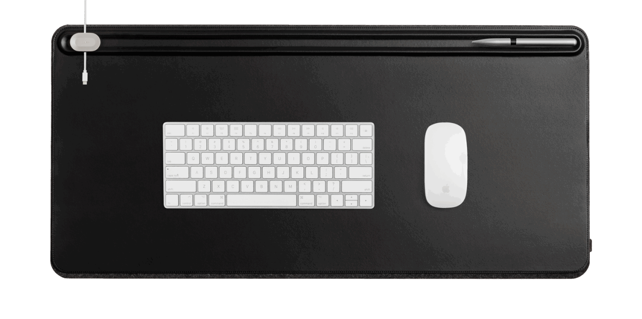 Orbitkey Desk Mat Medium - Black