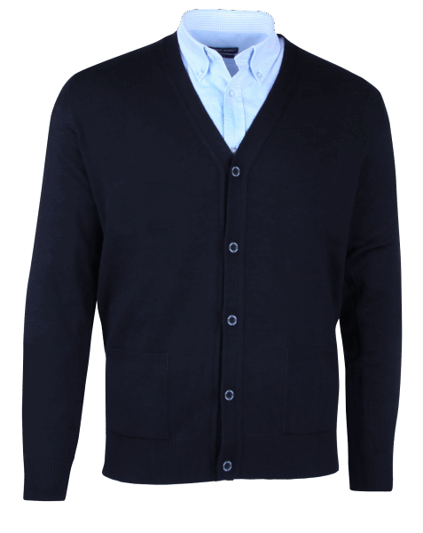 Saint James Guingamp Jacke - navy