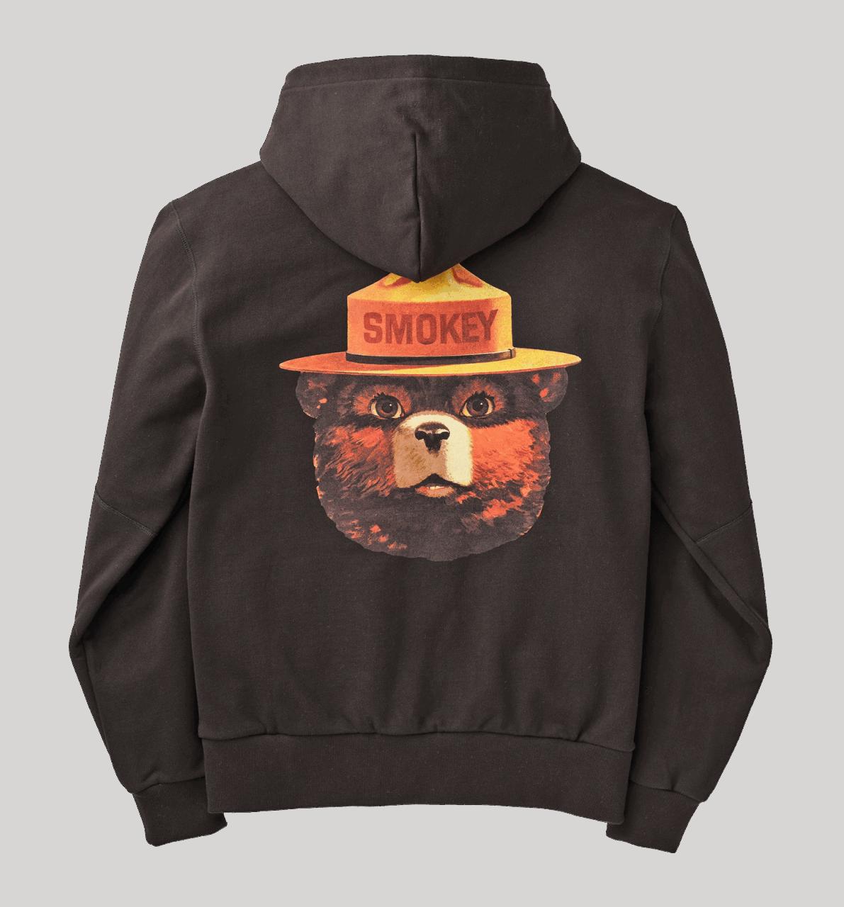 Filson Smokey Bear Hoodie
