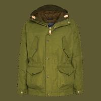 Ceccarelli Fisherman Parka 7026-DF - light green