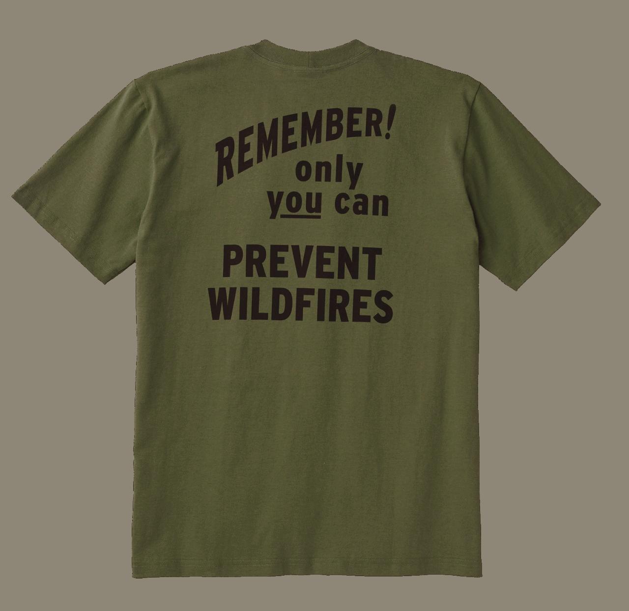 Filson Smokey Bear Short Sleeve One Pocket T-shirt