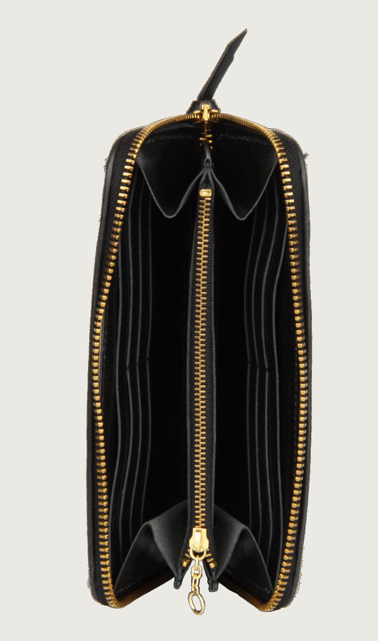 Long Wallet- black