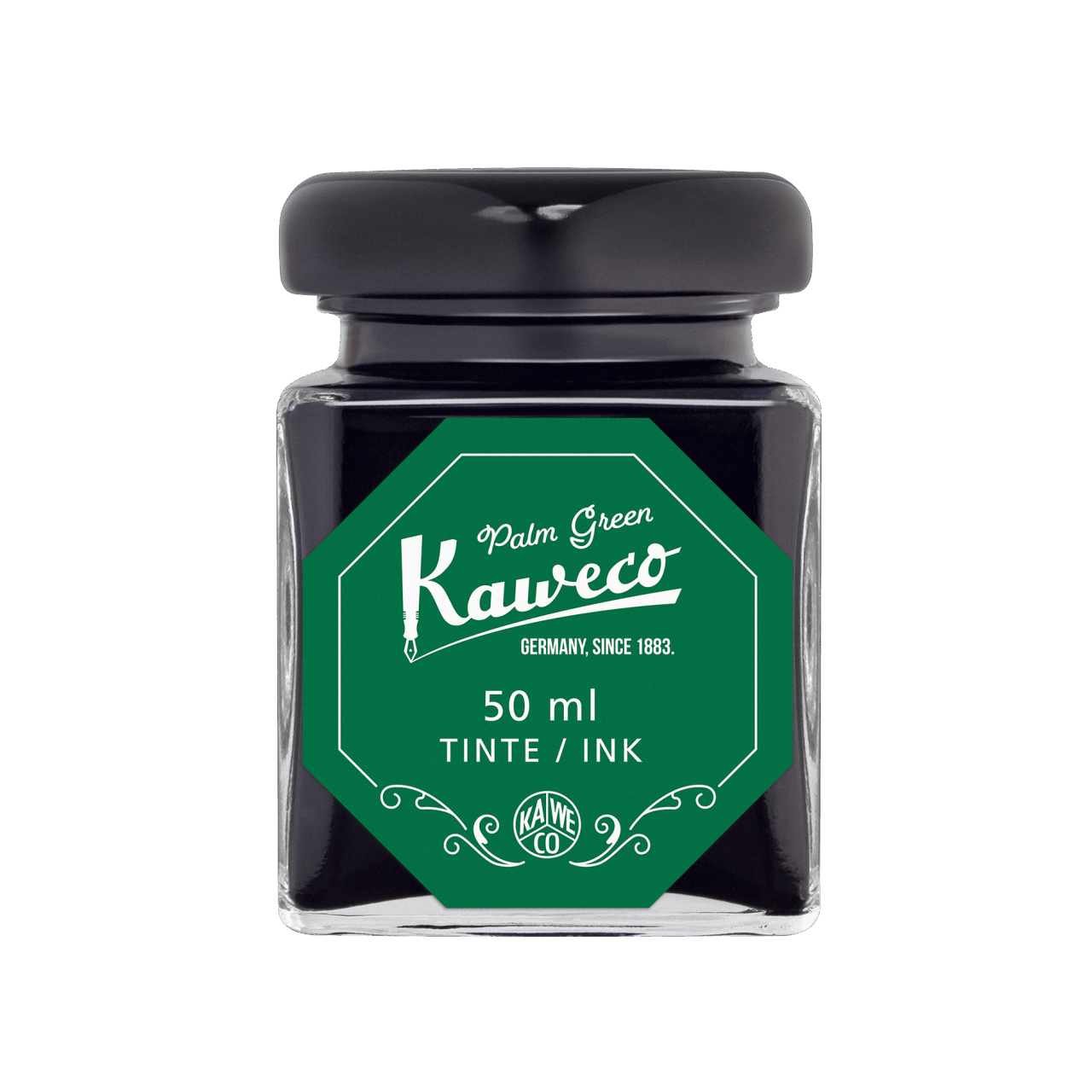 Kaweco Ink Bottle Palm Green 50 ml