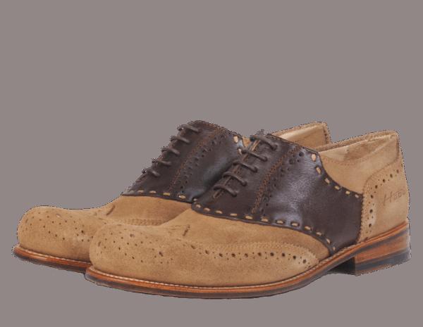 Hobo Saddle Shoe