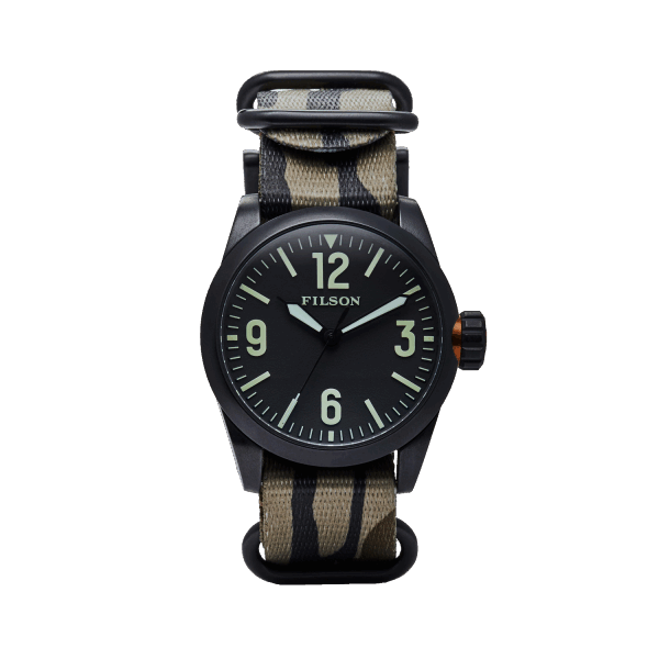 Filson Field Watch - black