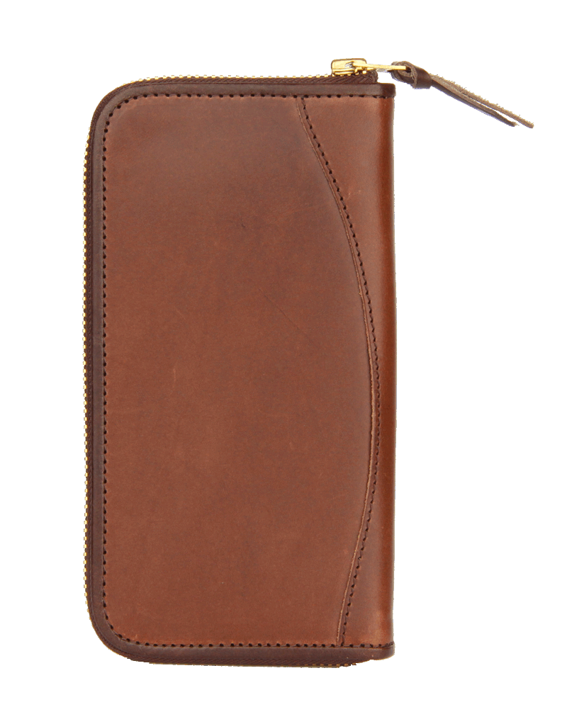 Long Wallet- brown