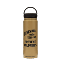 Filson Smokey Bear Insulated Water Bottle