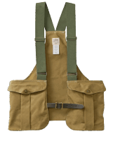 Filson Tin Cloth Game Bag - Tan