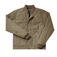 Filson Quilted Pack Jacke - tan