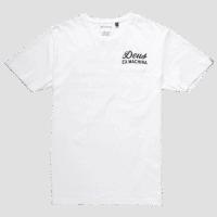 Deus Tokyo Address Pocket Tee - white