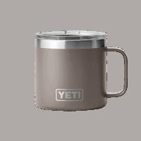 YETI Rambler 14oz (400ml) Tasse - taupe