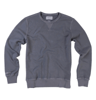 Bowery NYC - Crew Sweat - Pewter