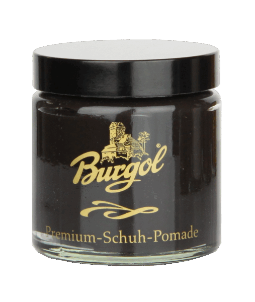BURGOL Premium Shoe Pomade - darkbrown 37