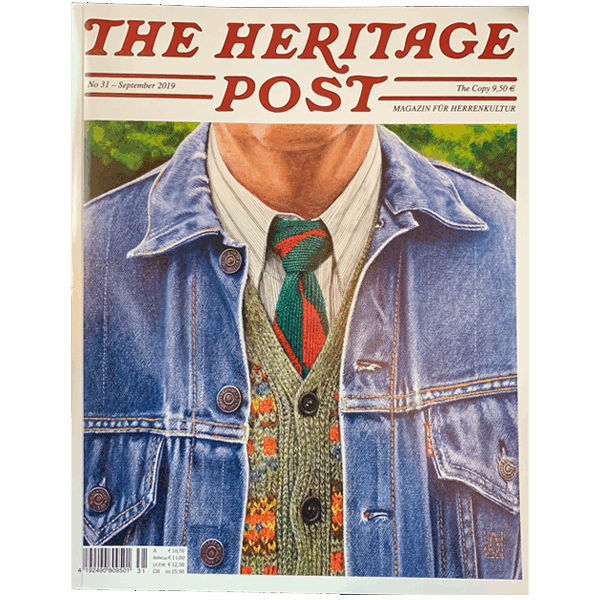 The Heritage Post No.31