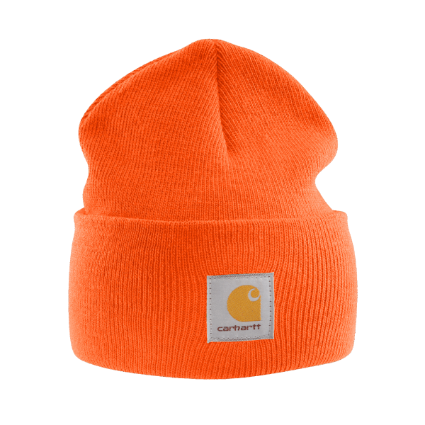 Carhartt Watch Hat Bright Orange BOG