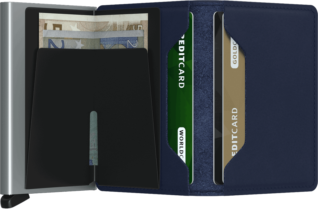 Secrid Slimwallet - Original - navy