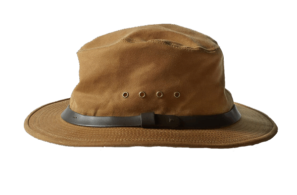 Filson Tin Packer Hat - Tan