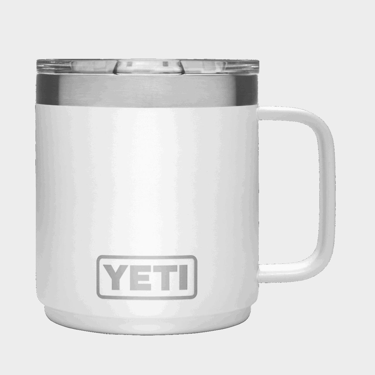 YETI Rambler 10oz Mug - white