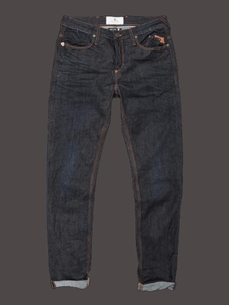 BLUE DE GENES Repi N15 Dark Jeans Blue 1154