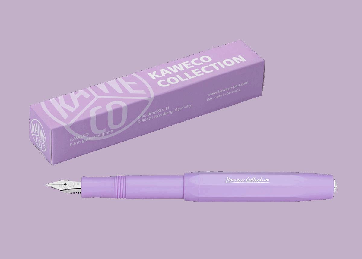 Kaweco Collection Füllfederhalter Light Lavender