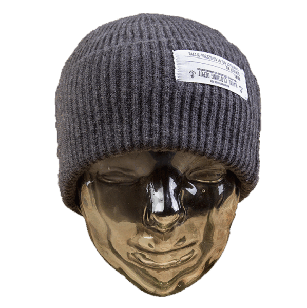 Pike Brothers 1944 USN Watch Cap Grey