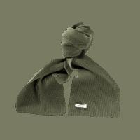 Le Bonnet Scarf - croco