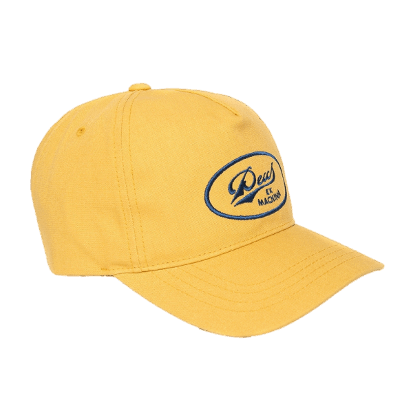Deus John Lee Cap - yellow gold