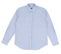 Portuguese Flannel Belavista Stripe - blue