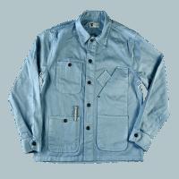 Tellason Coverall Jacket - light blue
