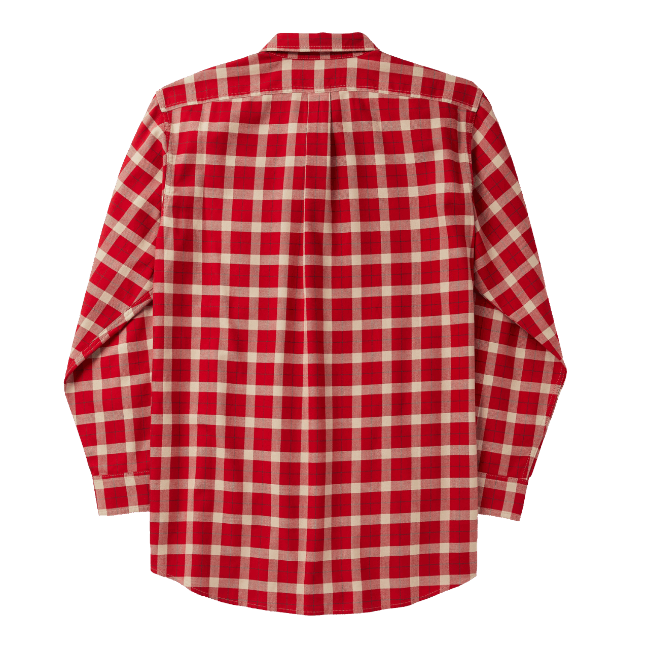 Filson LT Alaskan Guide Shirt red/cream