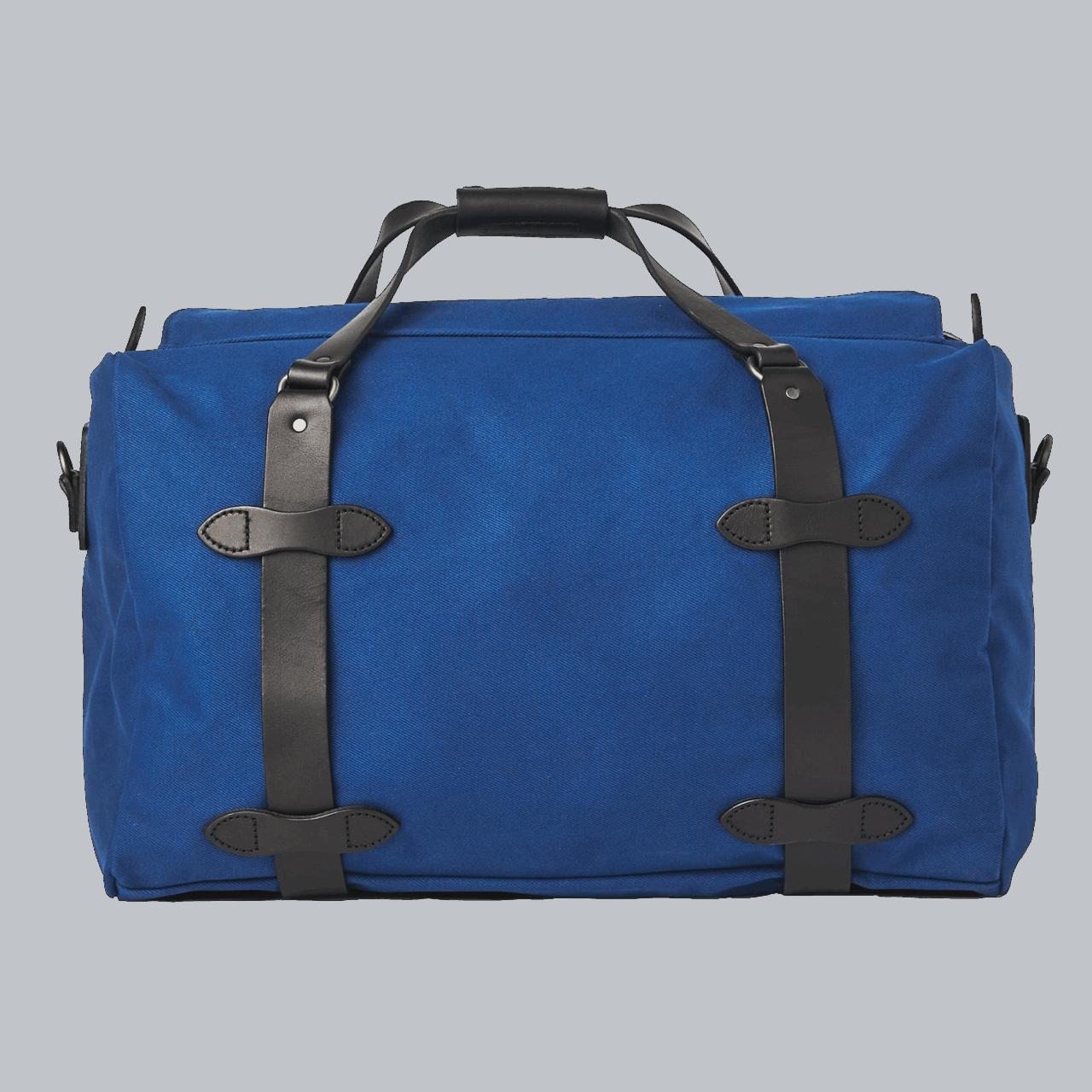 Filson Medium Rugged Twill Duffle Bag - Flag Blue