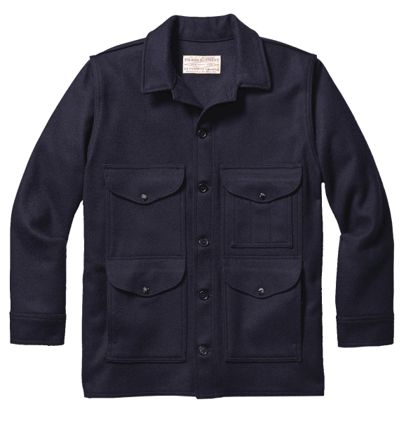 Filson Mackinaw Cruiser - Dark Navy