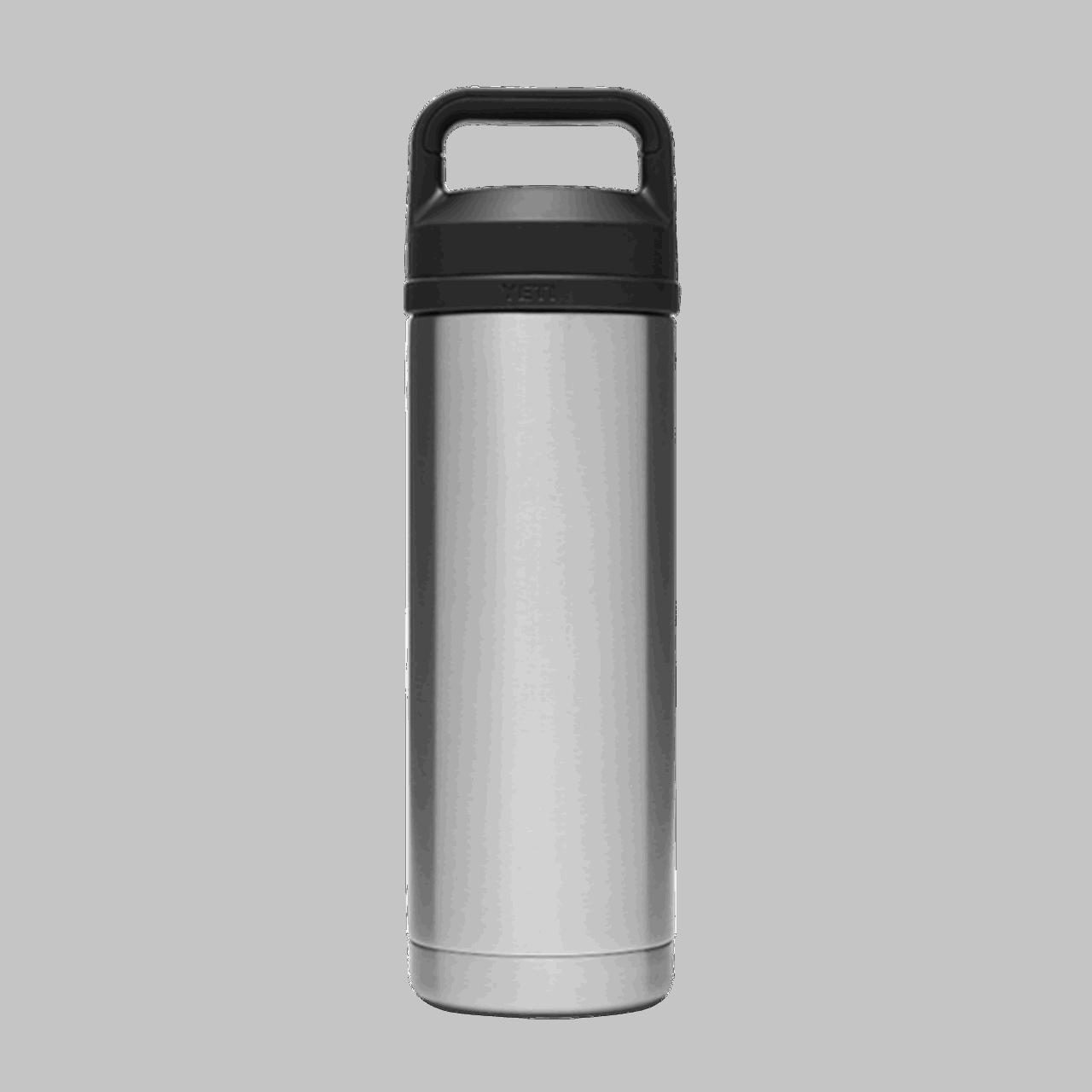 YETI Rambler 18oz Bottle - steel